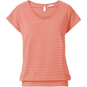 VAUDE Skomer II t-shirt Dames, apricot